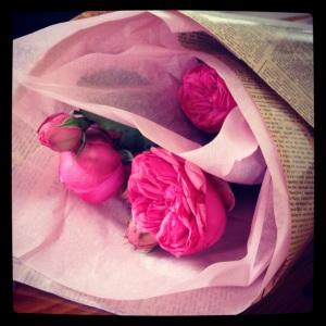 Parjie flowers