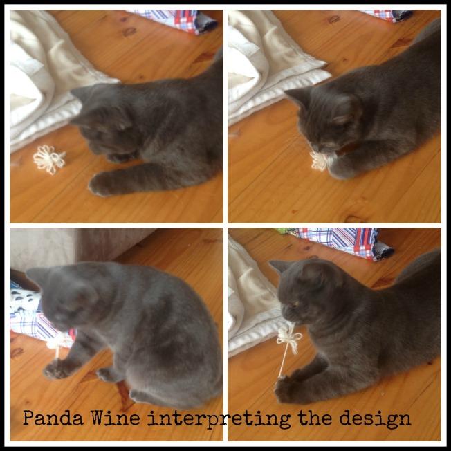 Panda Wine v's Blanket