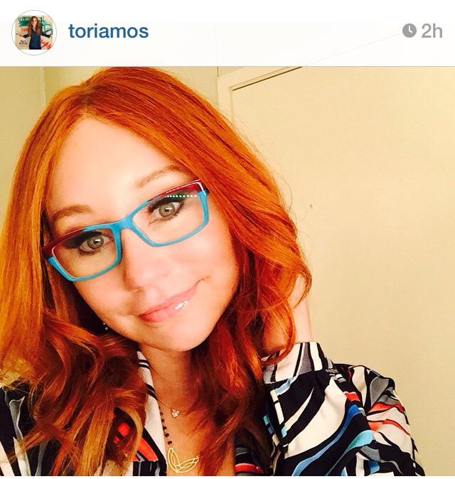 Unrepentant Selfie: Tori Amos