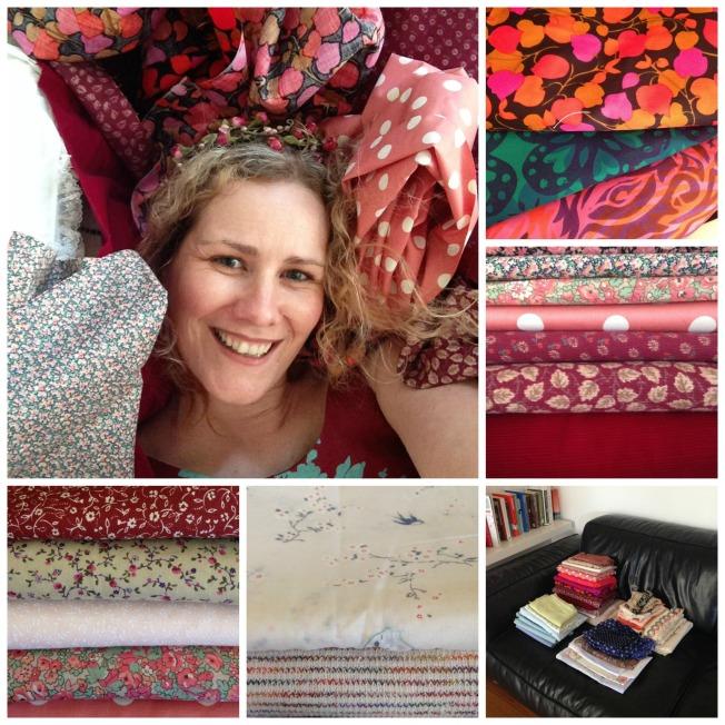 Vintage Fabric Heaven