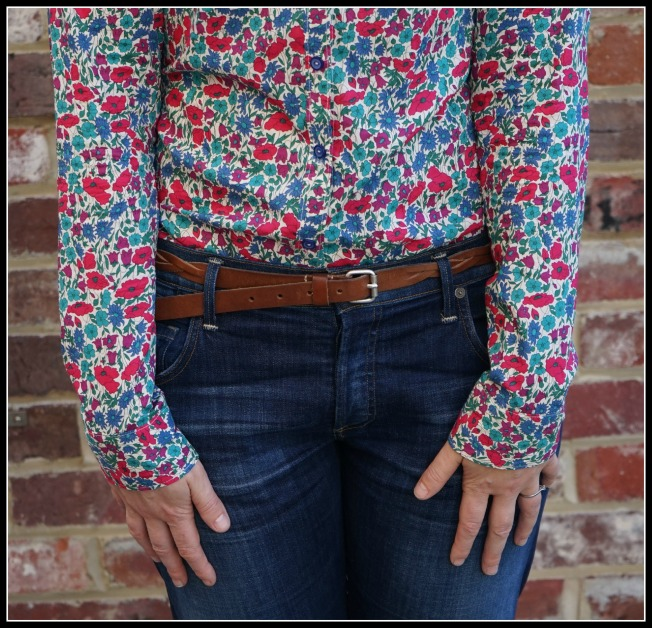 Grainville Shirt, Liberty, The Sleeves