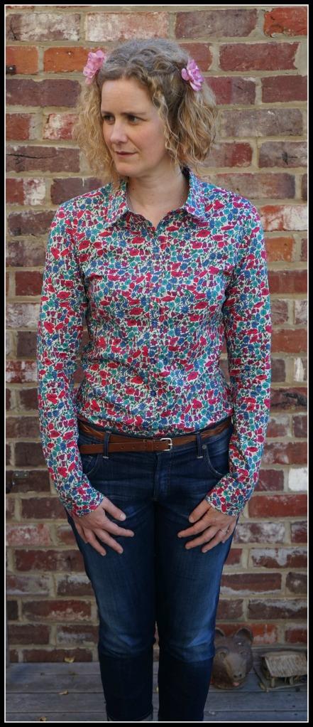Grainville Shirt, Liberty