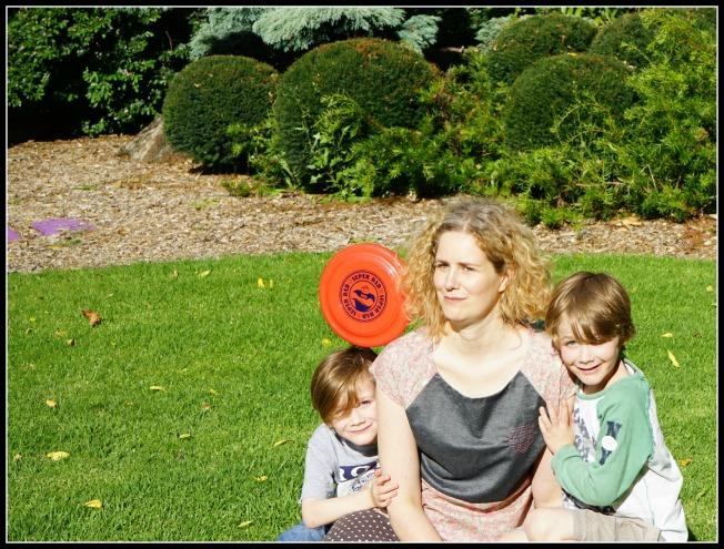 B1, B2 and Me (Bonus Frisbee)