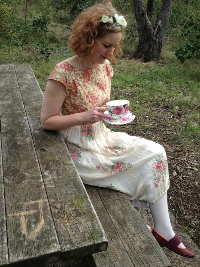 Vintage Anna Dress
