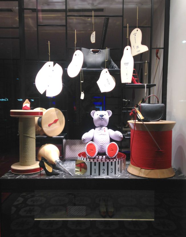 Christian Louboutin Window