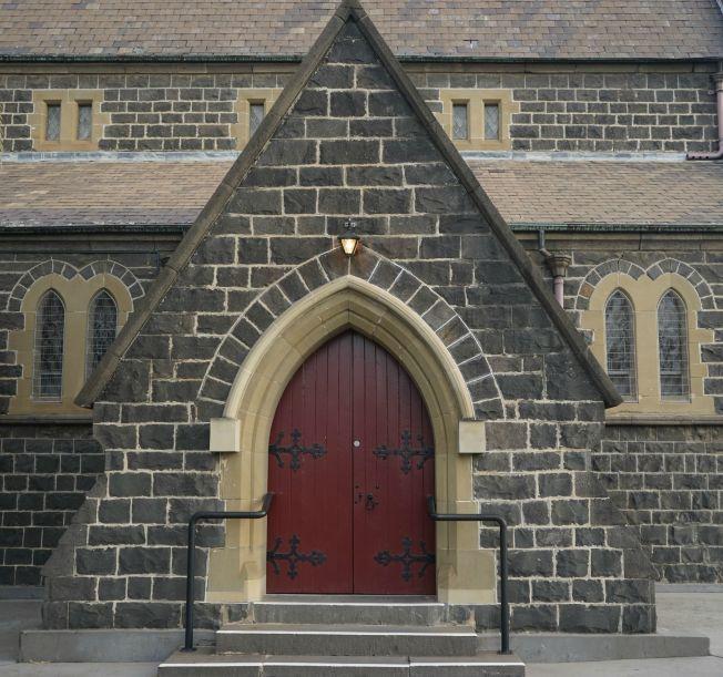 The Wedding Door