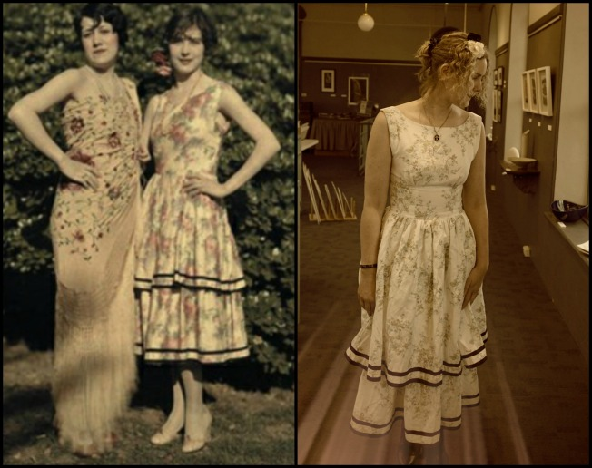 Tea Dress: Vintage Inspiration