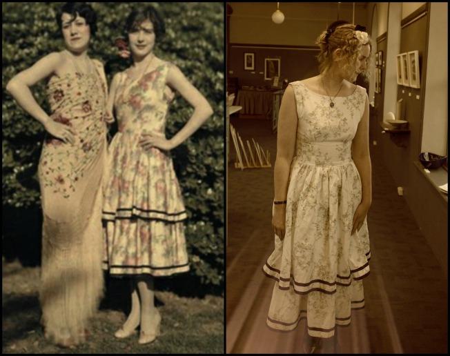 Tea Dress: Vintage Inspiration